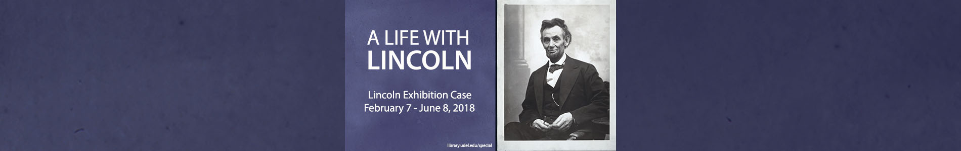 Banner Image for A Life With Lincoln