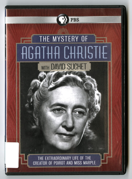 The Mystery of Agatha Christie. Produced and edited by Nick Maddocks and Clare Lewins, PBS, 2014. Film and Video collection DVD 15215.