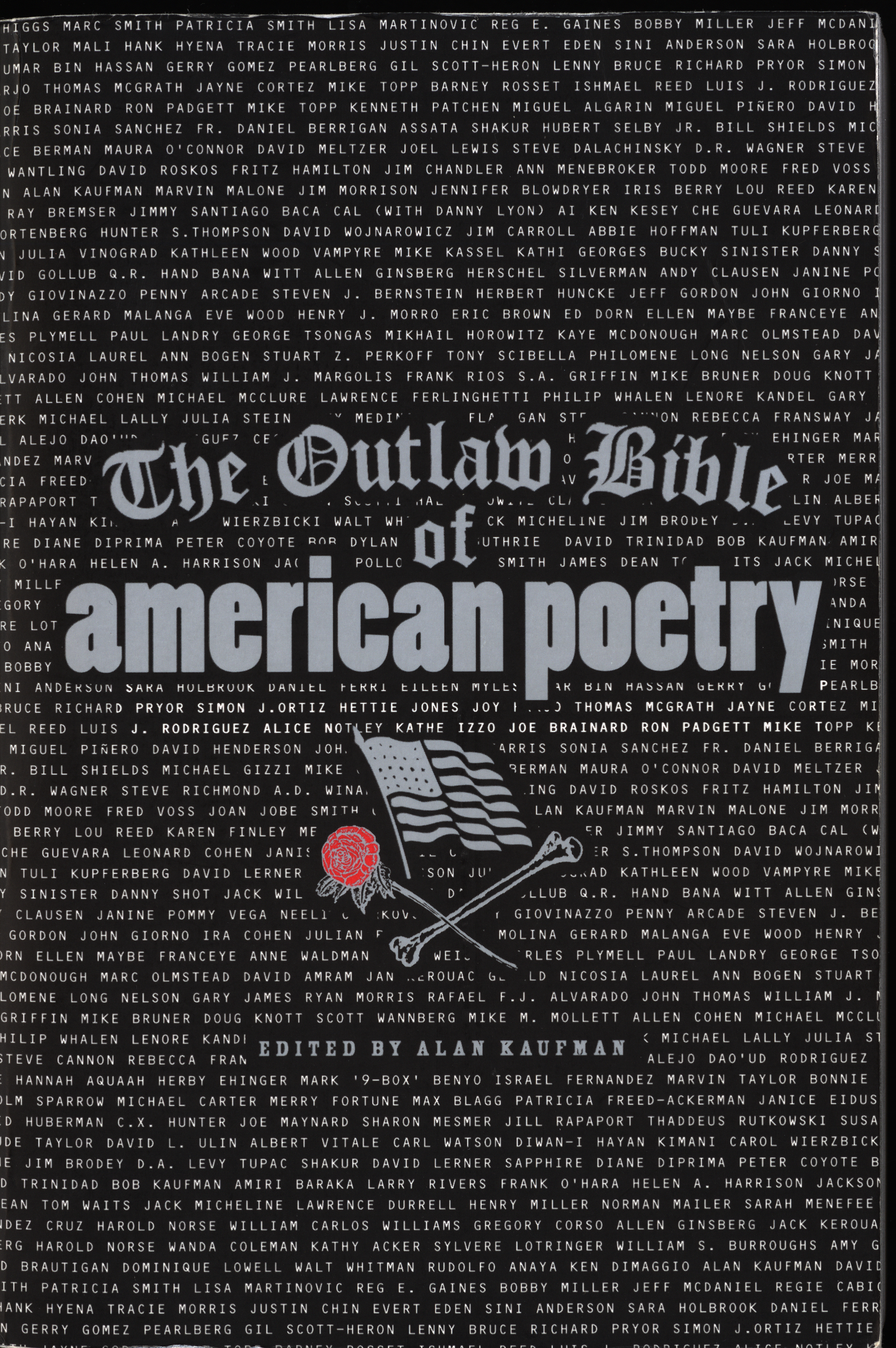 Kaufman, Alan. The Outlaw Bible of American Poetry, 1999.