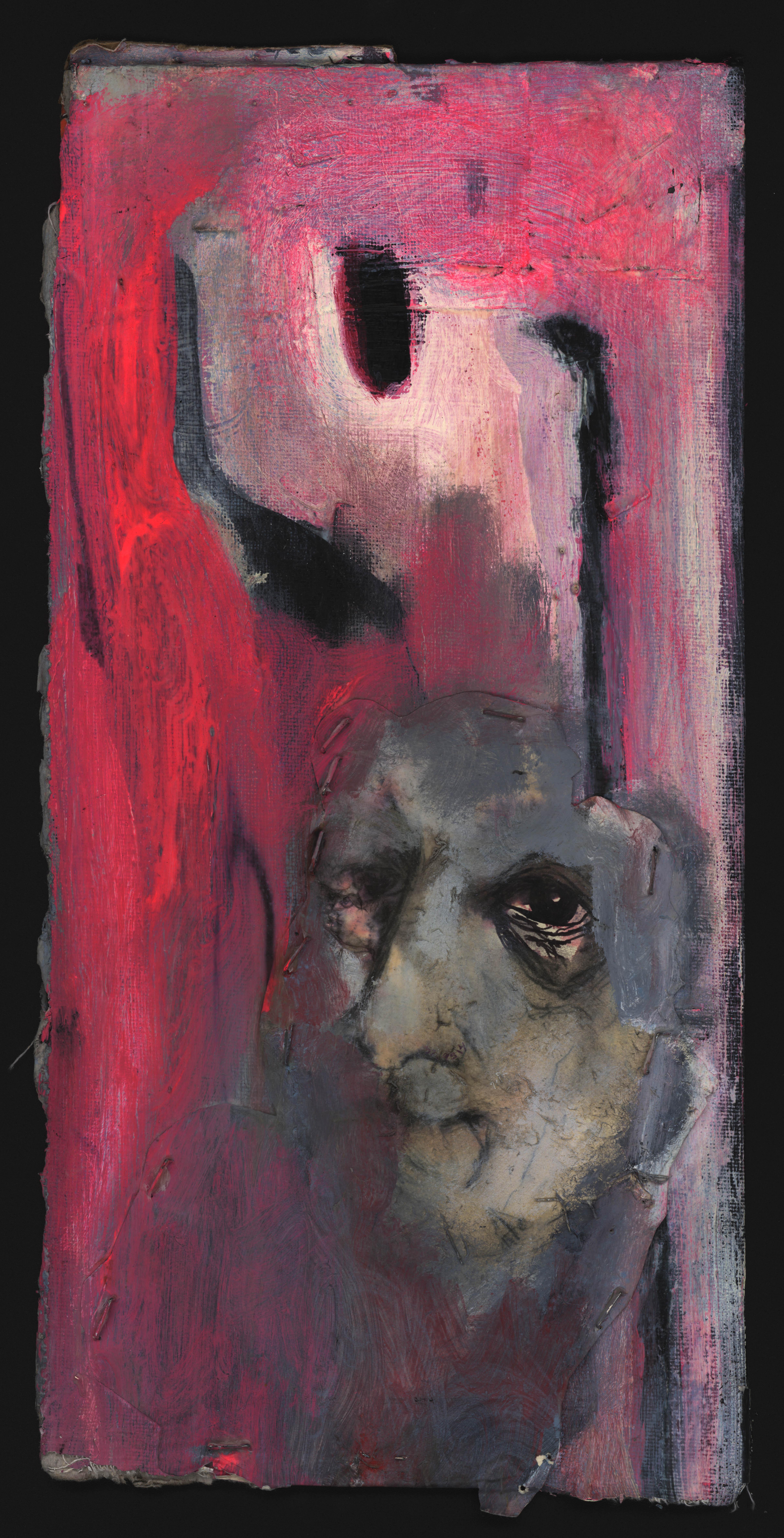 Untitled painting (2), undated