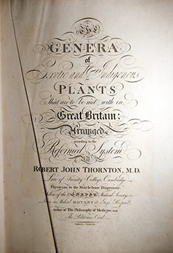 Genera of Exotic and Indigenous Plants