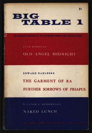Big Table, no. 1, 1959
