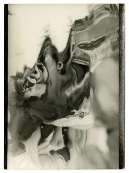 Ira Cohen (American, 1935 – 2011). White Cloud with Squid Gun, n.d.