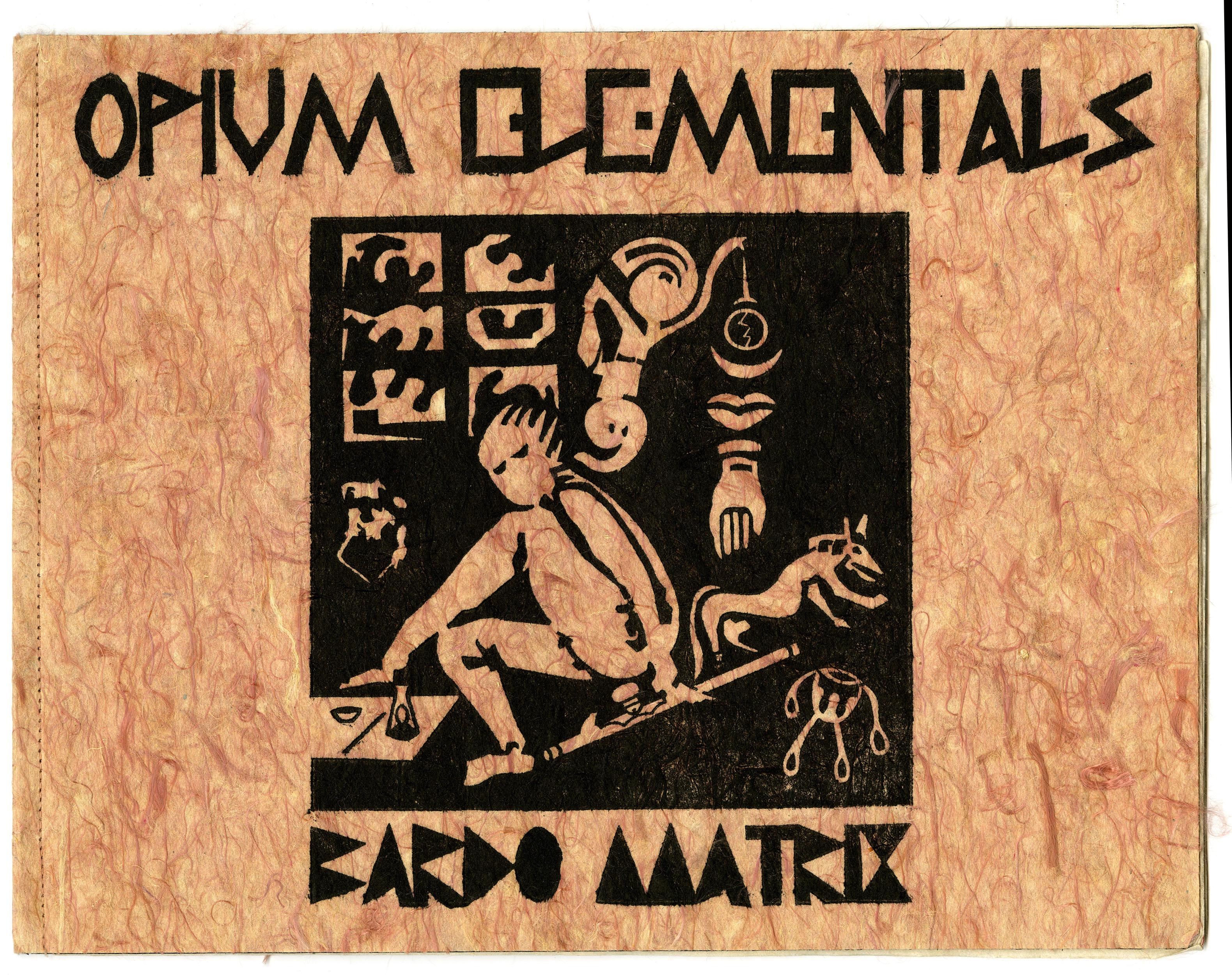 Ira Cohen and Dana Young. Opium Elementals, 1976