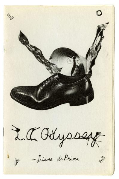 Diane di Prima. L.A. Odyssey, 1969.