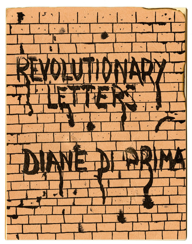 Diane di Prima. Revolutionary Letters, 1968