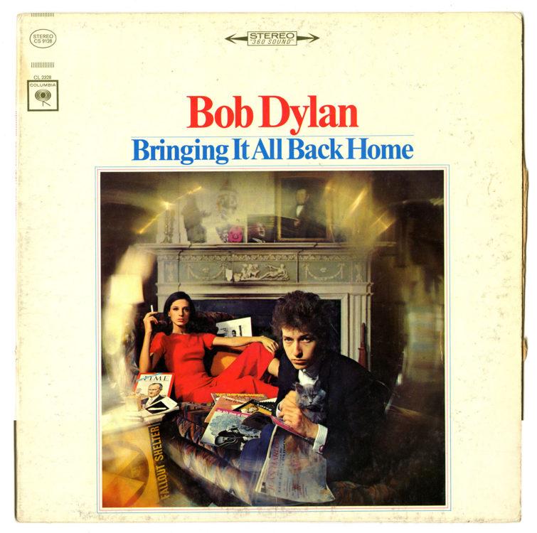 Bob Dylan Bringing It All Back Home, 1966