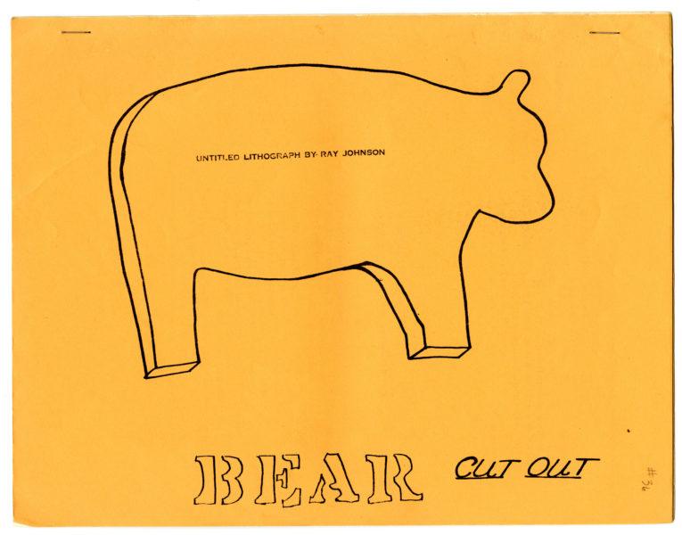 Floating Bear number 36 (January-July 1969)