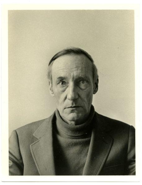 Charles Gatewood (American, 1942 – 2016). William Burroughs, London, 1972.