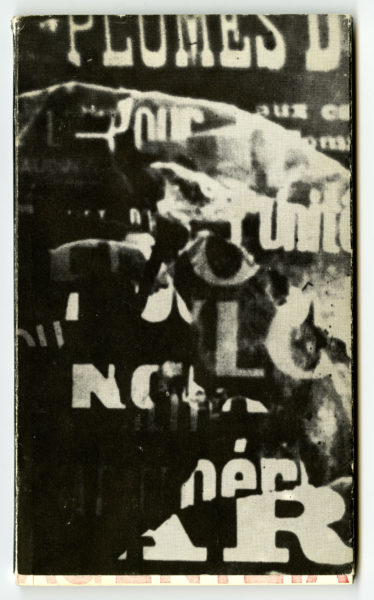 Jan Herman. Cut Up or Shut Up, 1972.