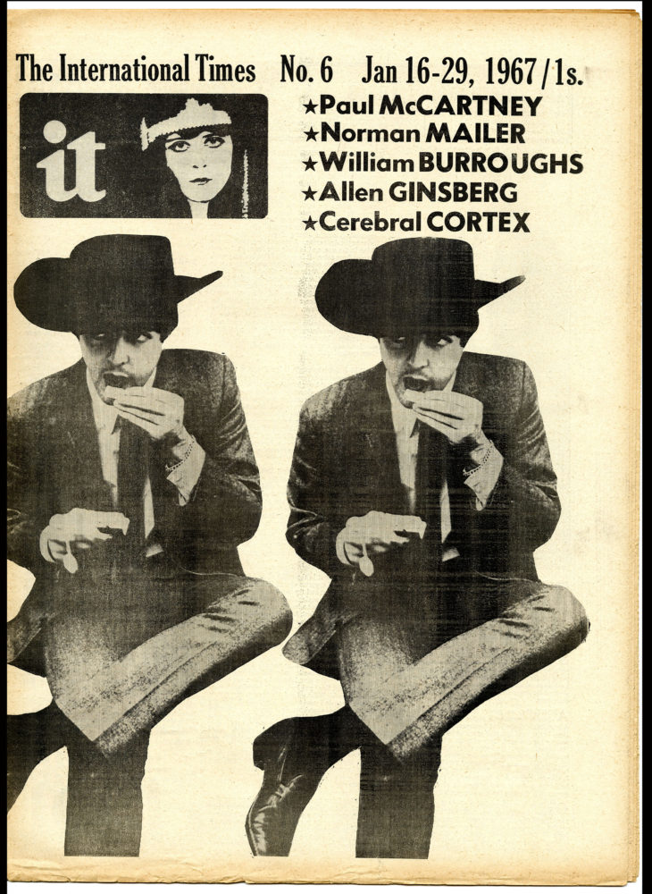 International Times, Jan. 16-29, 1967