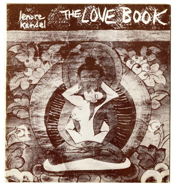 Lenore Kandel. Love Book, 1966