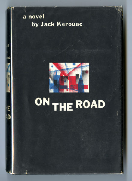 Jack Kerouac. On the Road. New York: Viking Press. 1957.