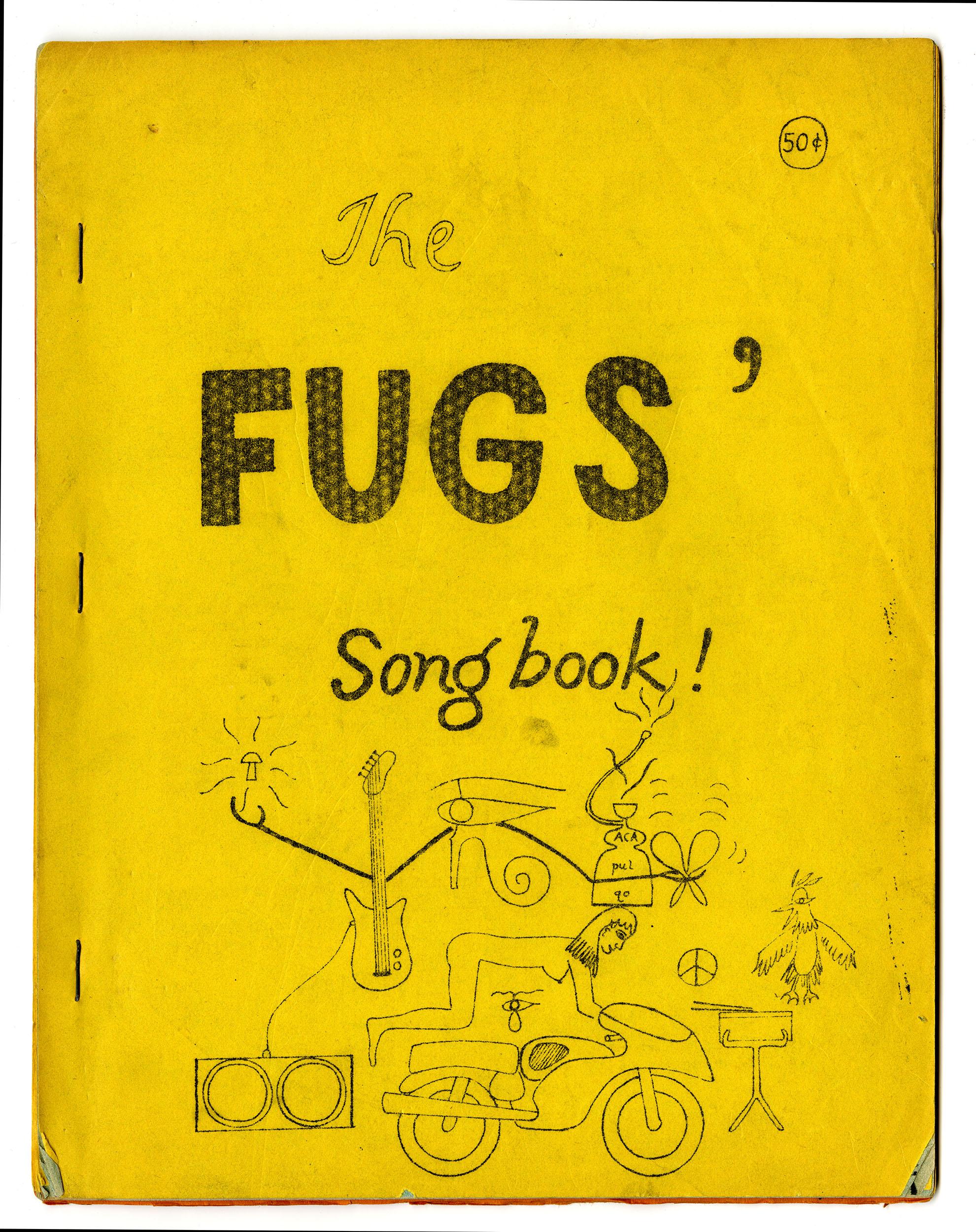 Ed Sanders. The Fugs Songbook!, 1965