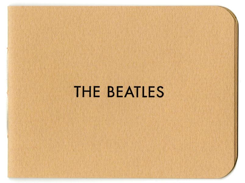 Aram Saroyan. The Beatles, 1970