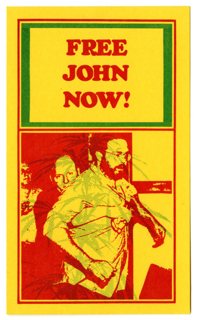 Free John Sinclair materials, 1969 (1)