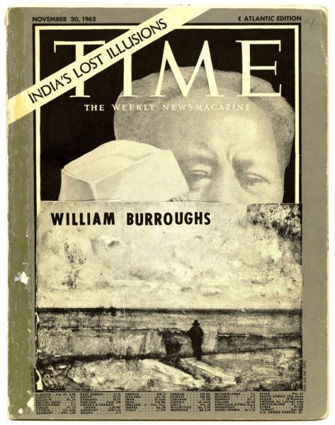 William Burroughs. Time, 1965.