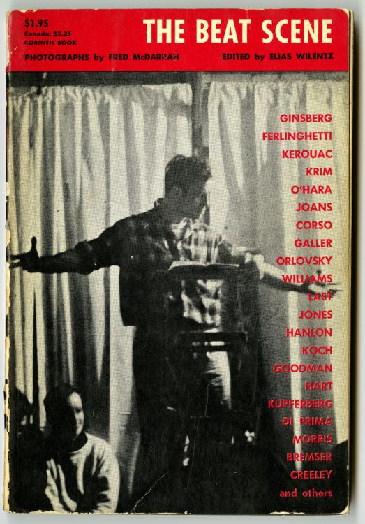 Elias Wilentz, ed. The Beat Scene, 1960.