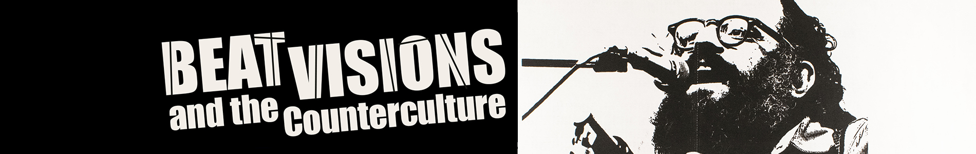 Banner Image for Beat Visions and the Counterculture