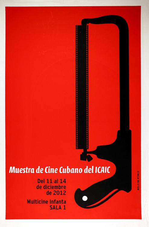 Muestra de cine Cubano del ICAIC (Contemporary Cuban Film from ICAIC), 2012