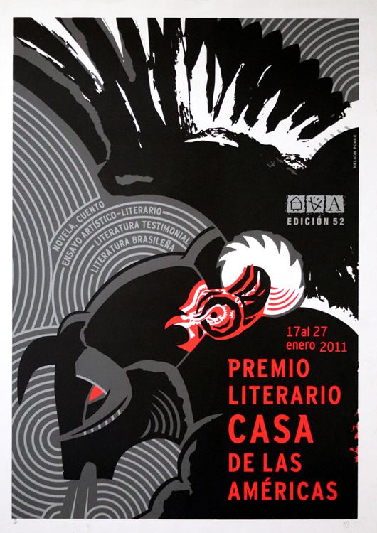Premio Literario Casa de las Américas (House of the Americas Prize for Literature), 2011