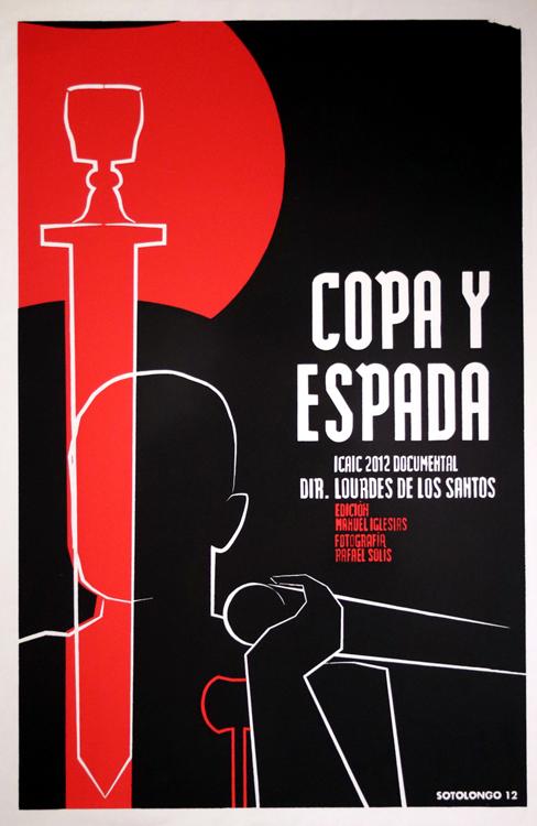 Copa y espada (Cup and Sword)