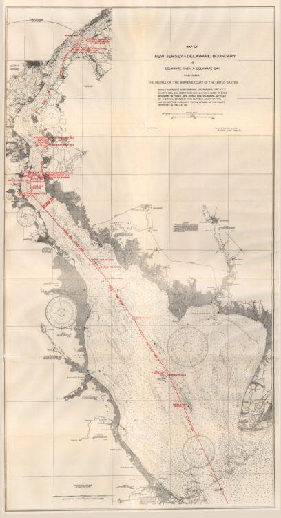 DENJ Boundary Map