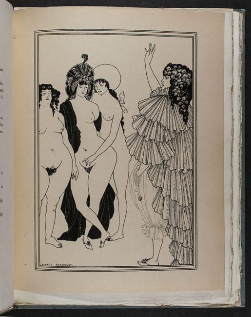 Lysistrata Haranguing the Athenian Women