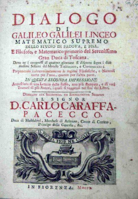 Dialogo di Galileo Galilei