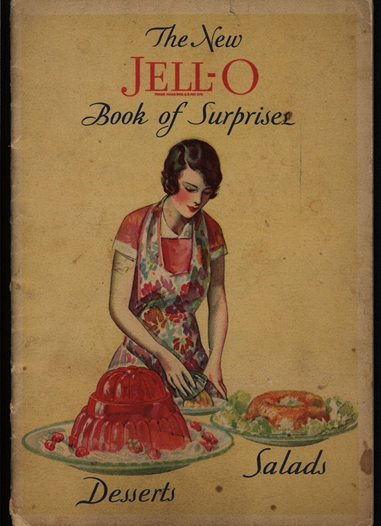 The New Jell-O Book of Surprises, General Foods Corporation, 1930