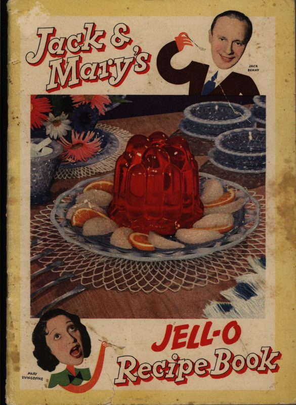 Jack and Mary's Recipe Book. General Foods Corporation, 1937