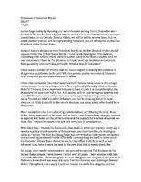 Thumbnail: Governor Minner's statement on appointing Ted Kaufman to the U.S. Senate, 2008 November 24