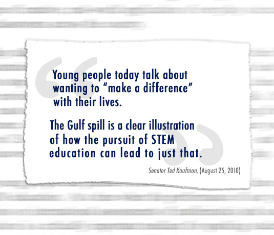 Excerpt from BP Deepwater Horizon explosion and oil spill op-ed, 2010 October 1