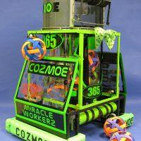 Thumbnail: Photograph of Cozmoe, FIRST State Robotics robot, 2010
