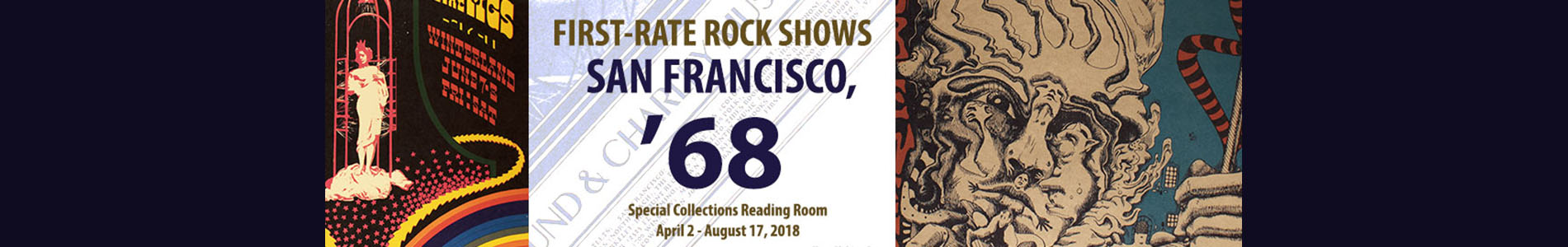Banner Image for First-Rate Rock Shows: San Francisco '68