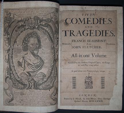 Beaumont Second Folio