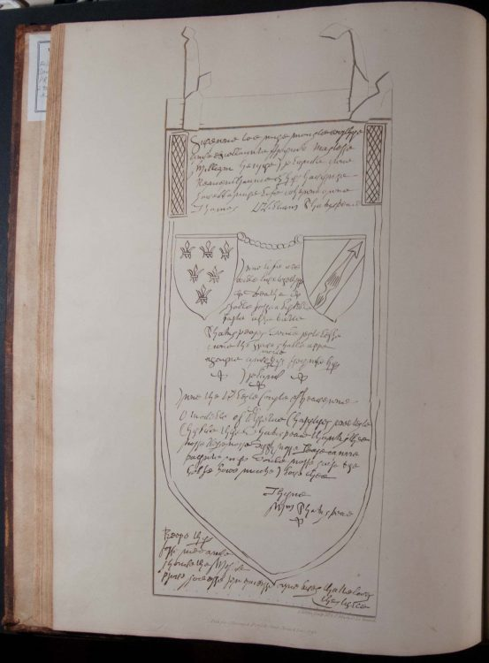 Miscellaneous papers and legal instruments under the hand and seal of William Shakespeare: including the tragedy of King Lear, and a small fragment of Hamlet, from the original mss. ; in the possession of Samuel Ireland, of Norfolk street