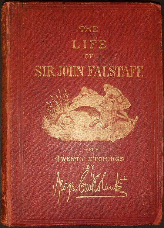 The life of Sir John Falstaff