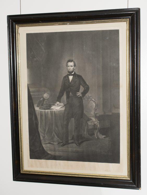 Abraham Lincoln– John Chester Buttre (1821-1893)