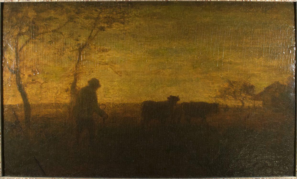 Elegy–Forgery of Albert Pinkham Ryder (1847-1917)