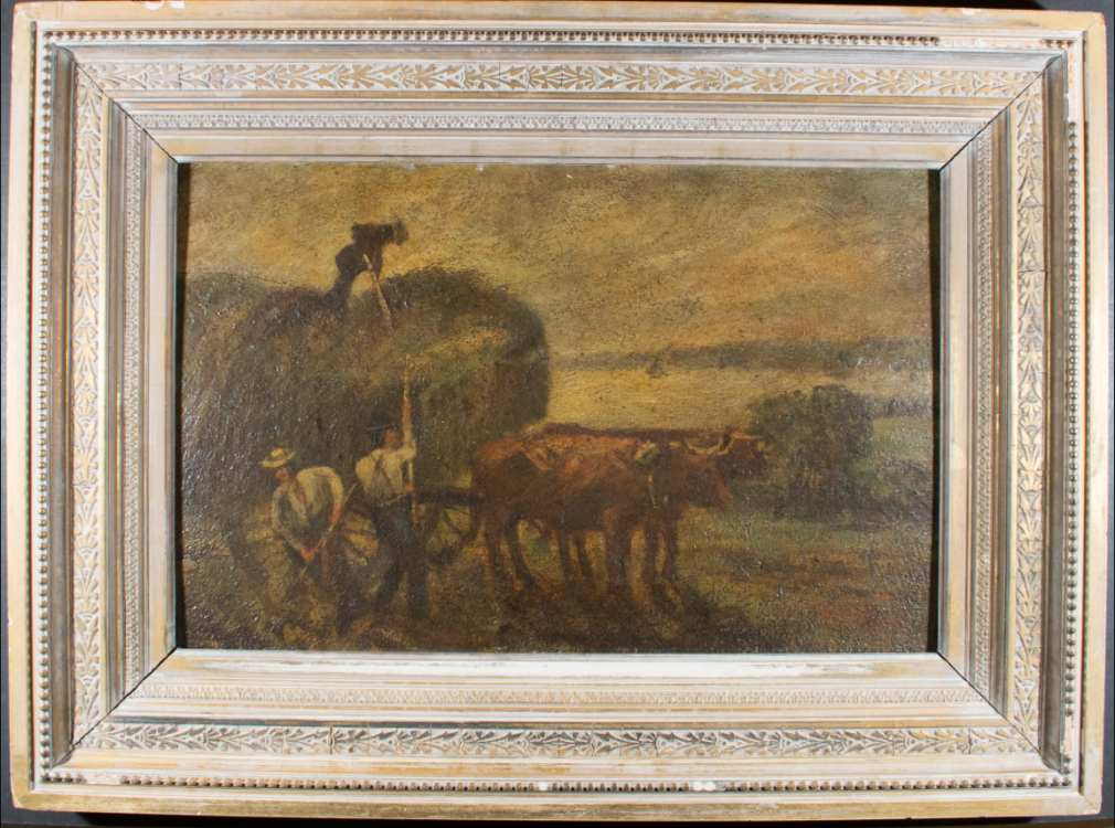 Industry–Forgery of Albert Pinkham Ryder (1847-1917)