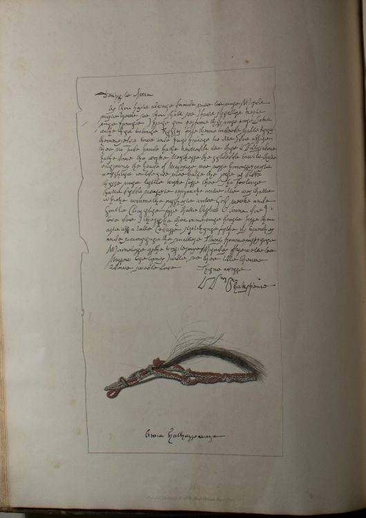 Miscellaneous Papers and Legal Instruments Under the Hand and Seal of William Shakespeare