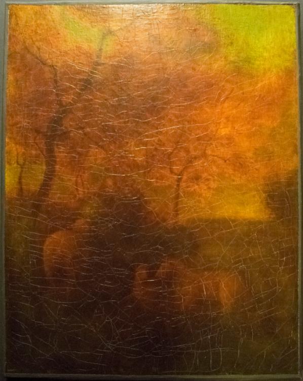 Quietude–Forgery of Albert Pinkham Ryder (1847-1917)