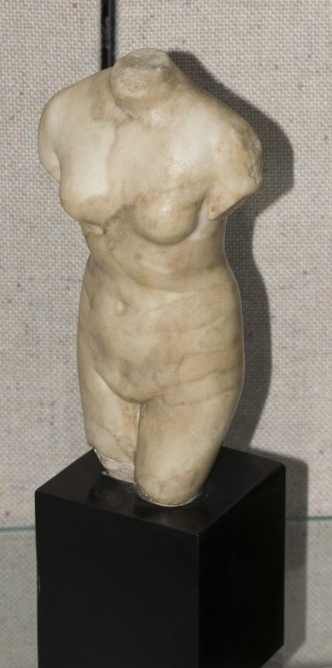 Forgery of a Hellenistic or Roman Marble Aphrodite