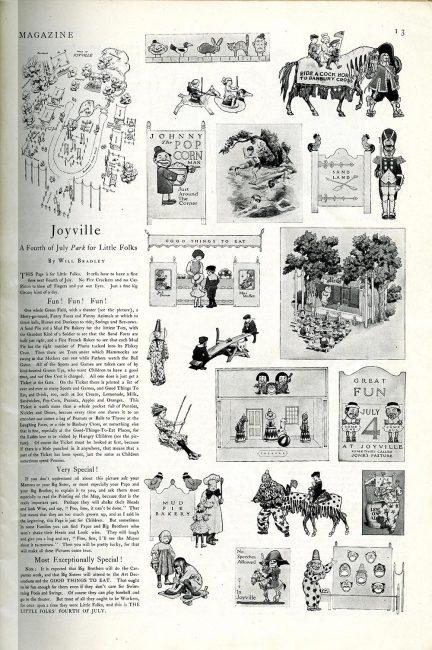 """""""Joyville,"""" Success Magazine."""