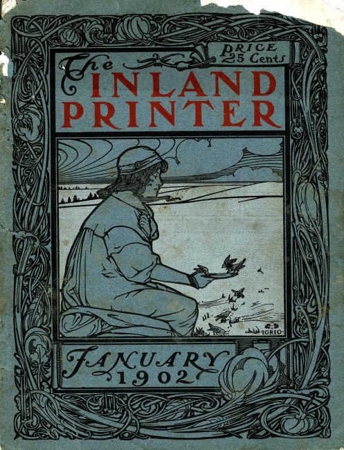 Cover for The Inland Printer