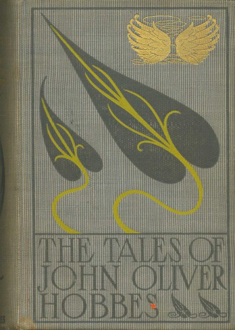 The tales of John Oliver Hobbes