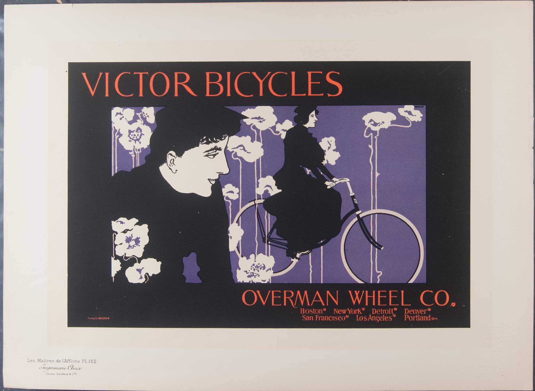 Victor Bicycle – Overman Wheel