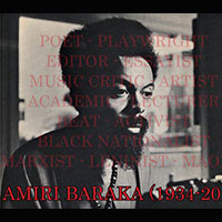 Amiri Baraka (1934-2014) (Archived)
