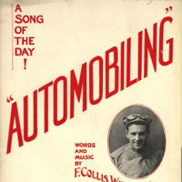 Motoring Into Archives Month (Archived)